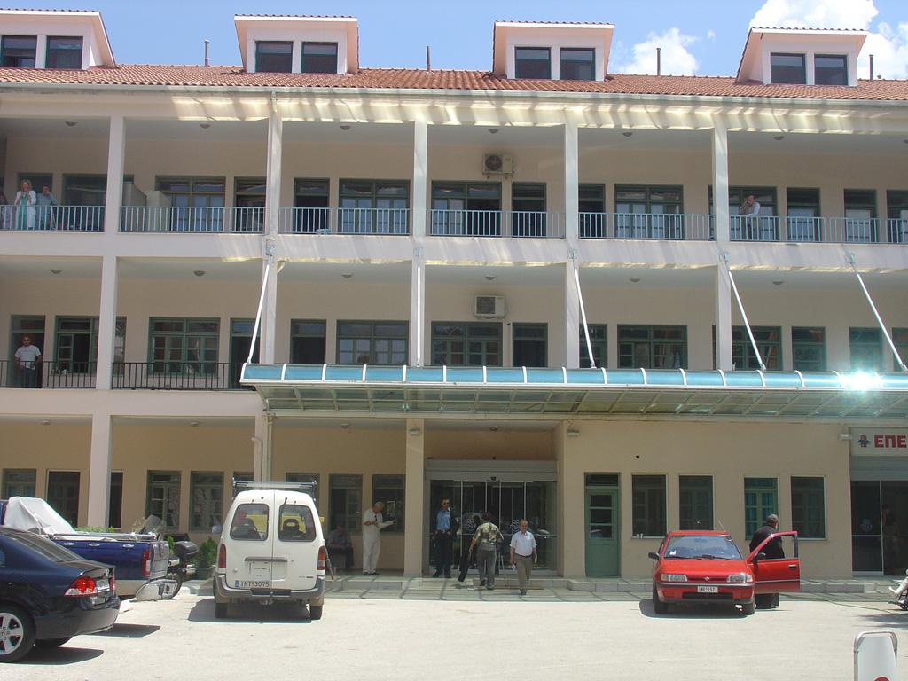Γιάννενα: Το νέο επισκεπτήριο στο νοσοκομείο Χατζηκώστα