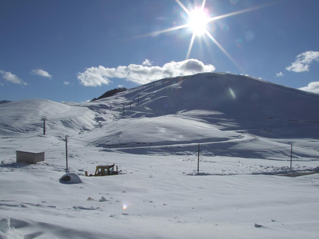 Ήπειρος: Τουριστικός προορισμός και… με χιόνι