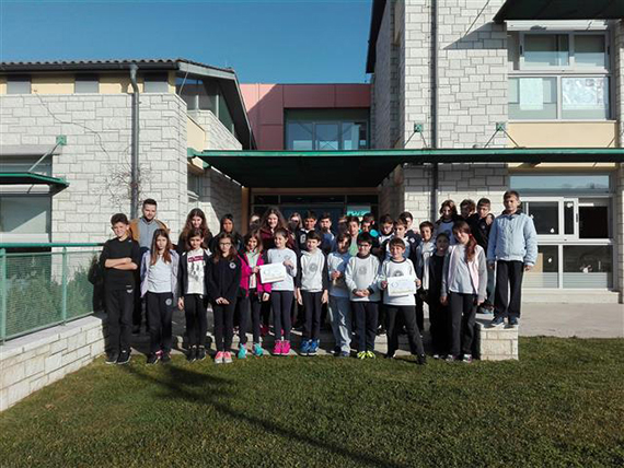 Γιάννενα: Νέα διάκριση για τους μαθητές του Αρσακείου