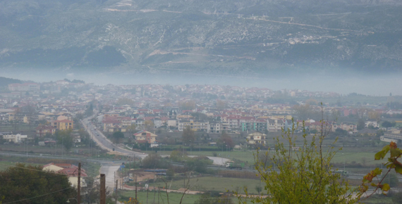 Γιάννενα: Κίνδυνοι από το φαινόμενο της αιθαλομίχλης