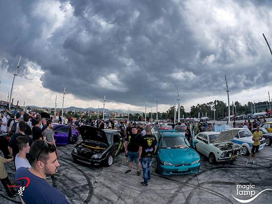 Γιάννενα: Στα Γιάννενα το 9ο Motor Festival