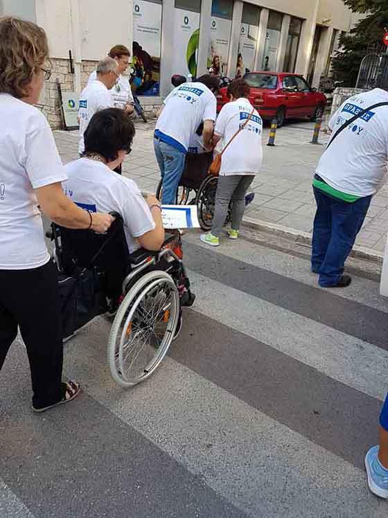 Γιάννενα: Ισχυρά μηνύματα ευαισθητοποίησης στην πόλη
