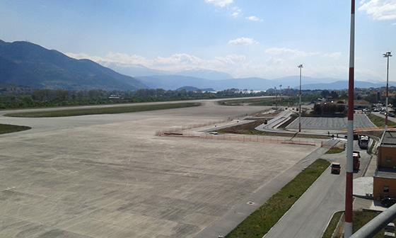 Γιάννενα: Νέοι… άνεμοι πνέουν στο Αεροδρόμιο Ιωαννίνων