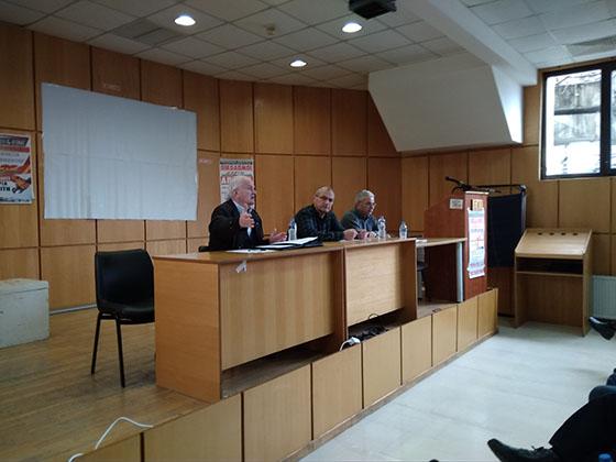 Γιάννενα: Συντονίζονται για κινητοποιήσεις οι συνταξιούχοι