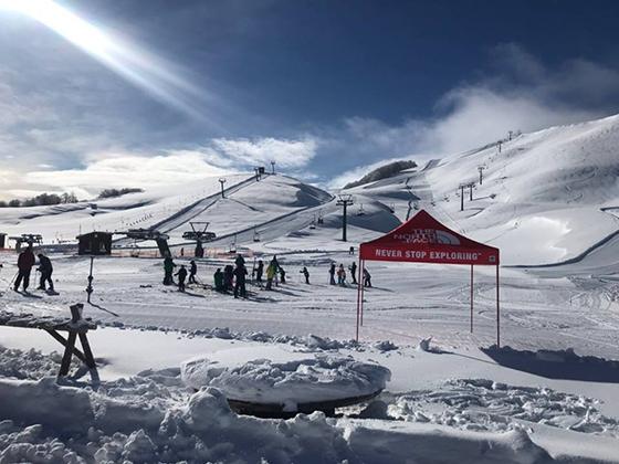 Γιάννενα: Αγώνες Ορειβατικού Σκι στο Ανήλιο