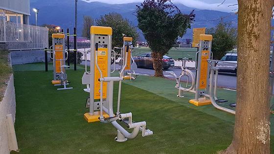 Γιάννενα: Ένα ακόμη υπαίθριο γυμναστήριο στην πόλη