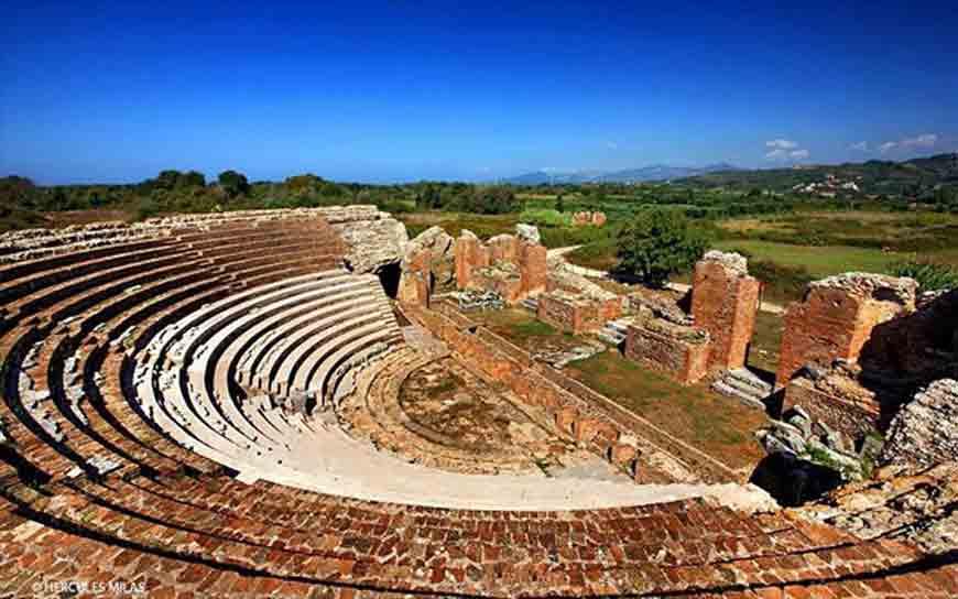 Πρέβεζα: Εκδηλώσεις στο Ρωμαϊκό Ωδείο και το Μουσείο Νικόπολης