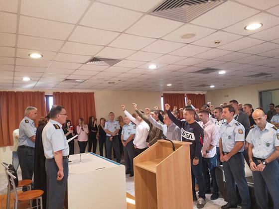Ήπειρος: Αναλαμβάνουν καθήκοντα 82 νέοι Ειδικοί Φρουροί