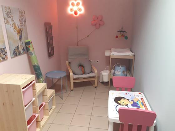 Γιάννενα: Ο πρώτος χώρος θηλασμού σε δημόσια υπηρεσία