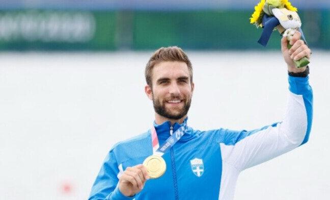«Πέφτουν τα τείχη» για  τον Χρυσό Ολυμπιονίκη